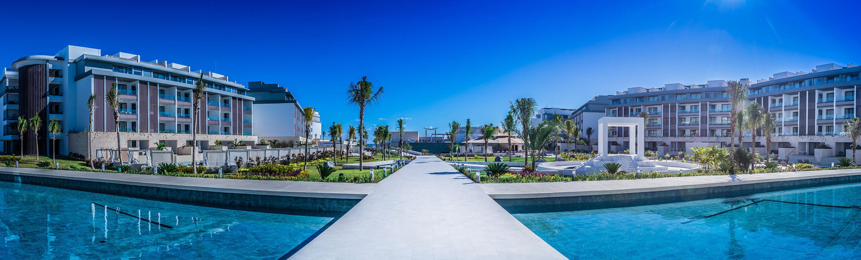 Majestic Elegance Costa Mujeres - Overview Garden