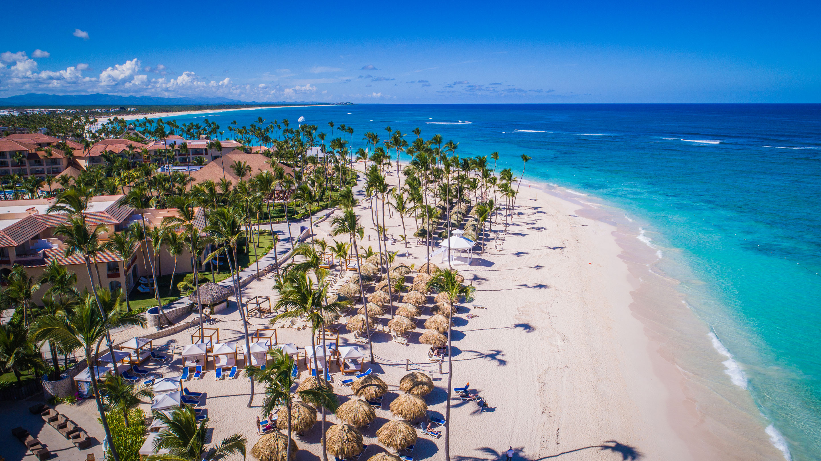 Majestic Colonial Punta Cana  - Aerial View Beach