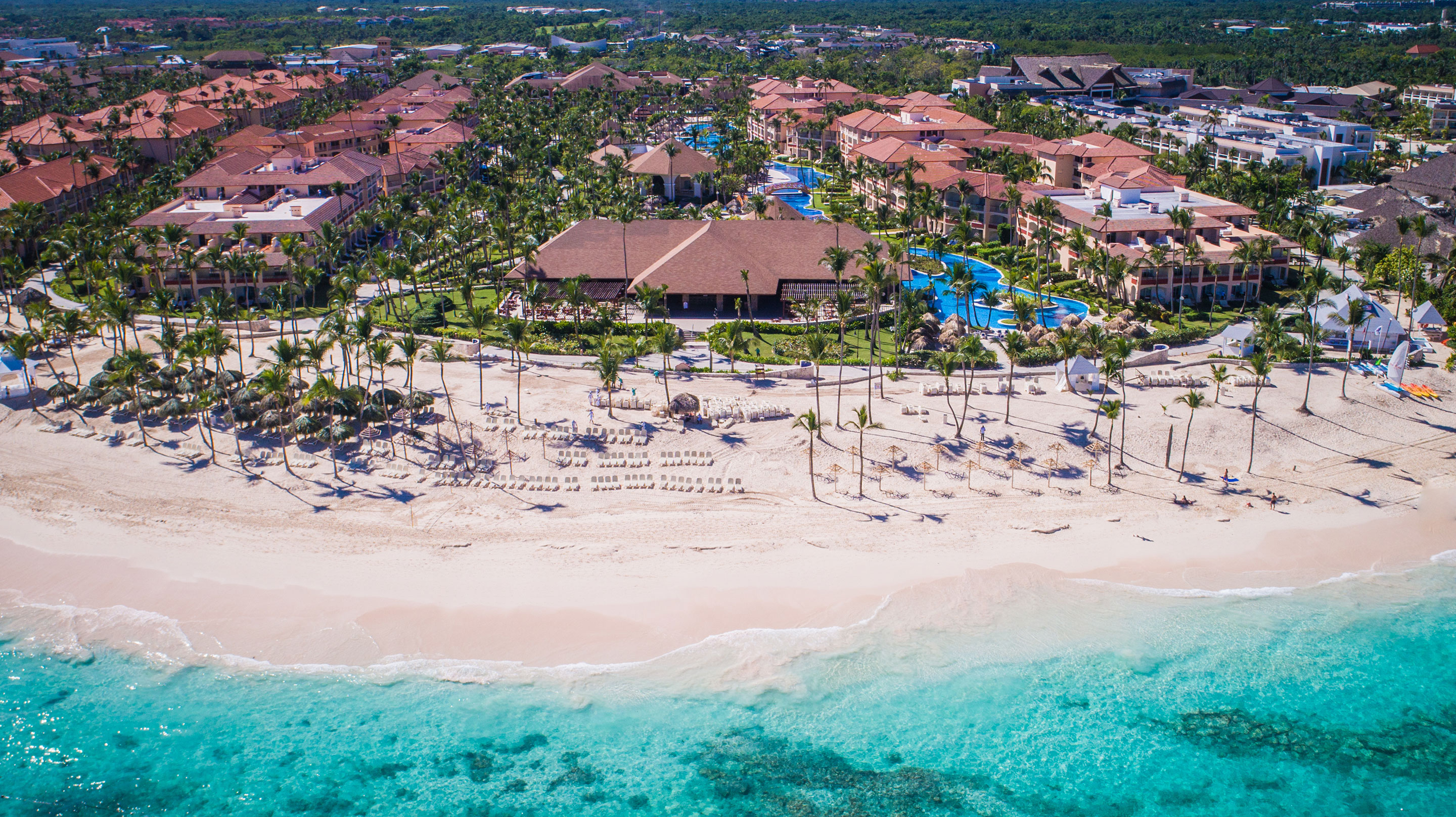 Majestic Colonial Punta Cana  - Aerial View