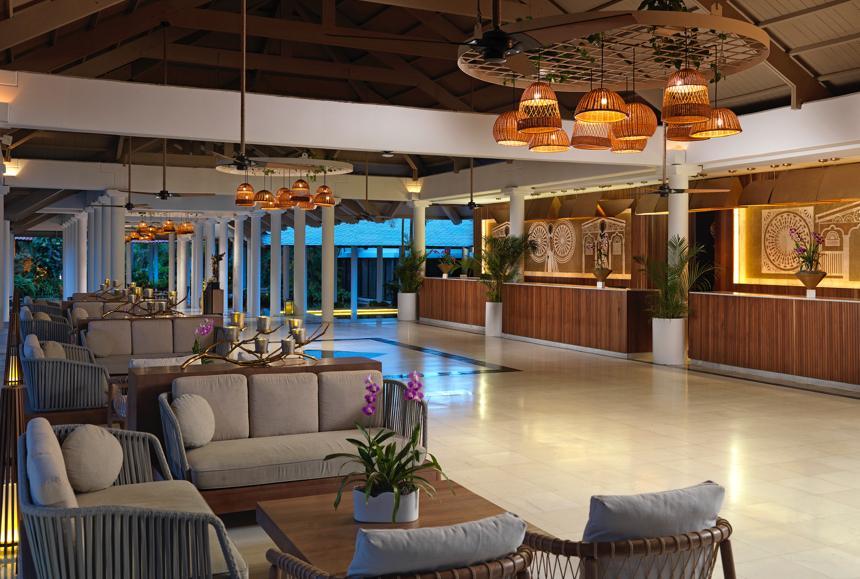 Melia Caribe Beach - Melia Caribe Beach - Main lobby