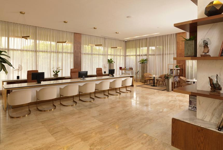 Melia Caribe Beach - Melia Caribe Beach - The Level Lounge