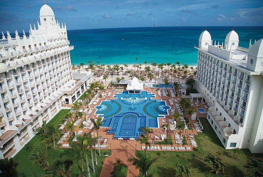 Riu Palace Aruba - Riu Palace Aruba - Exterior