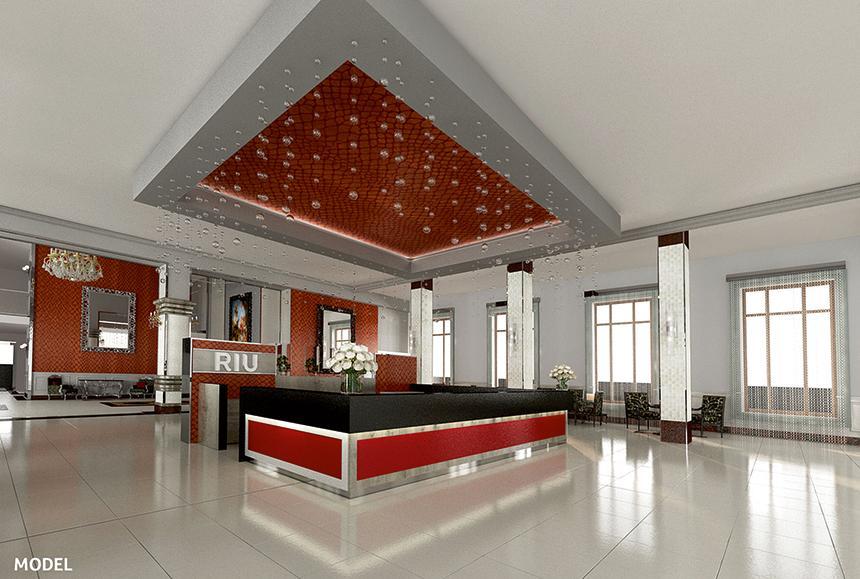 Riu Palace Riviera Maya - Riu Palace Riviera Maya - Reception Lobby