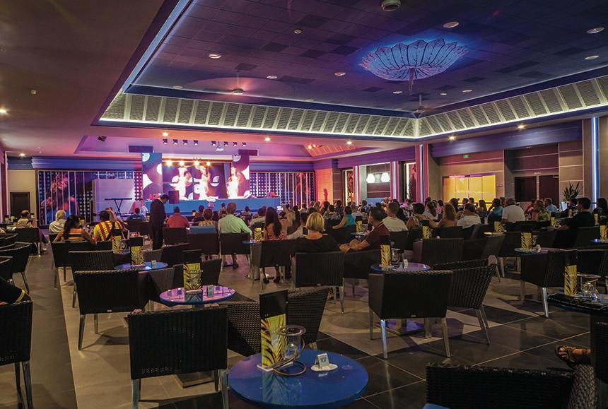 Riu Palace Antillas - Riu Palace Antillas - Lounge bar