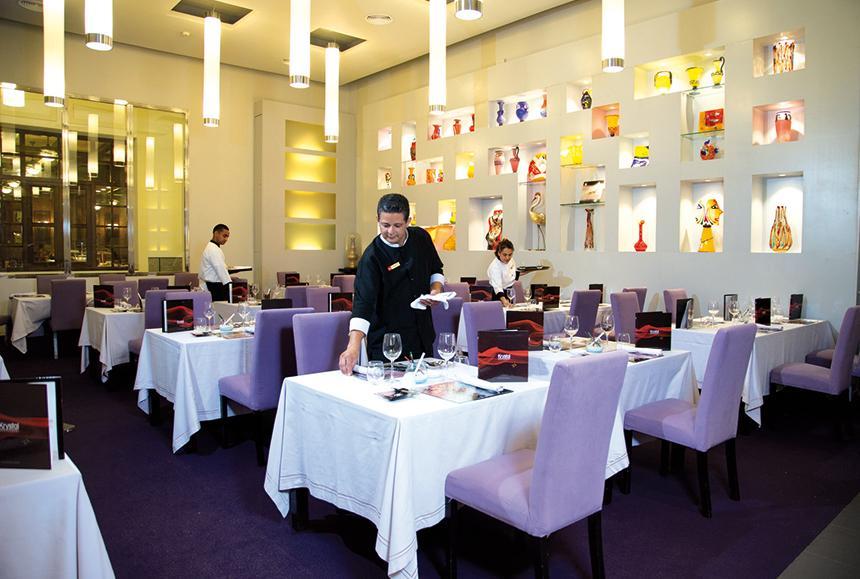 Riu Palace Aruba - Riu Palace Aruba - Krystal_ restaurant