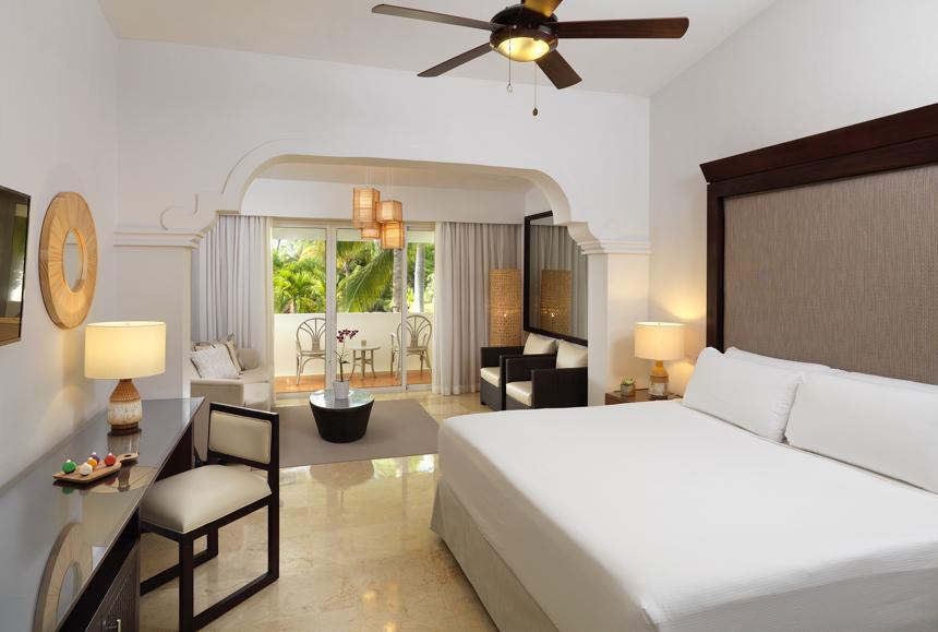 Melia Caribe Beach - Melia Caribe Beach - Deluxe Room
