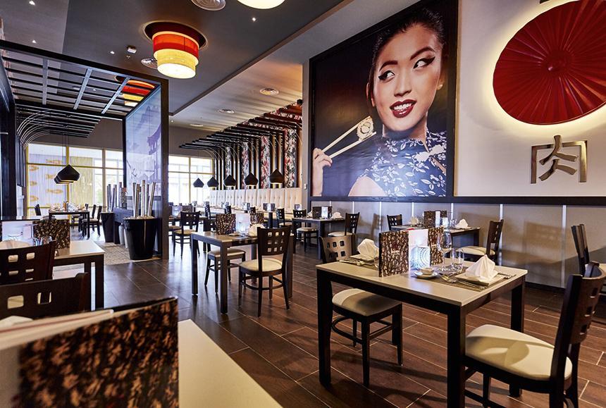 Riu Palace Paradise Island-Riu Palace Paradise Island - Japanese Restaurant