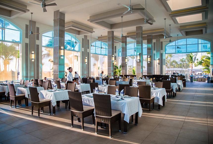 Riu Palace Aruba - Riu Palace Aruba - Pool restaurant_ Steakhouse
