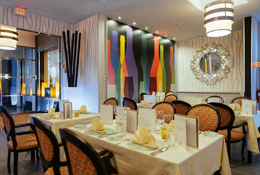 Riu Palace Paradise Island-Riu Palace Paradise Island - Kulinarium restaurant