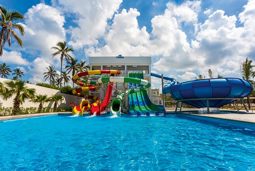Riu Emerald - Riu Emerald Bay - Splash Water World