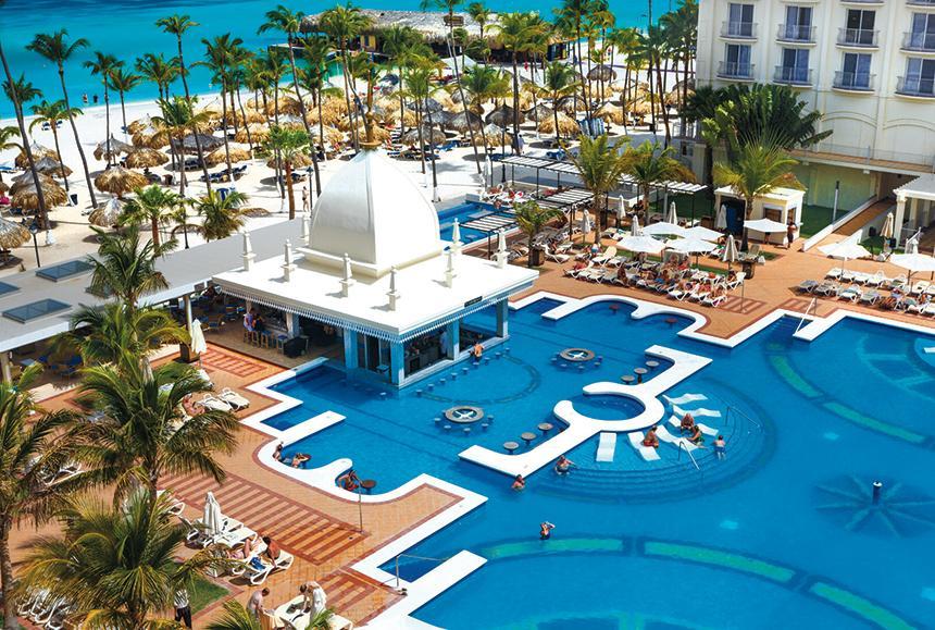 Riu Palace Aruba - Riu Palace Aruba - Pool
