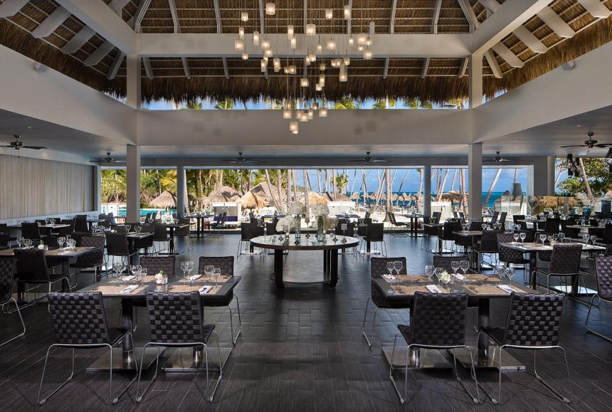 Melia Caribe Beach - Melia Caribe Beach - Merkado Buffet Restaurant
