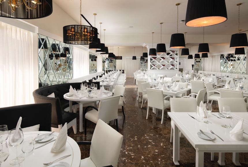 Melia Caribe Beach - Melia Caribe Beach - Alma Restaurant