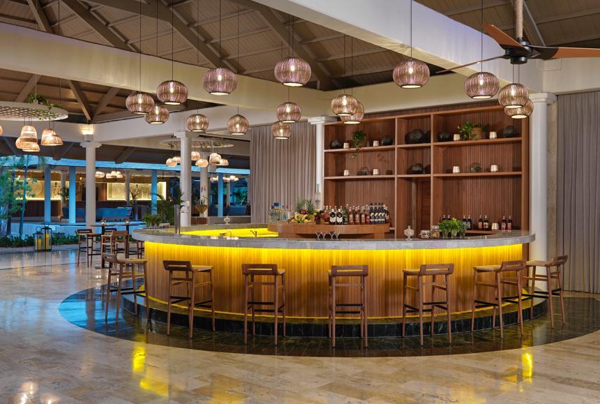 Melia Caribe Beach - Melia Caribe Beach - Lobby Bar