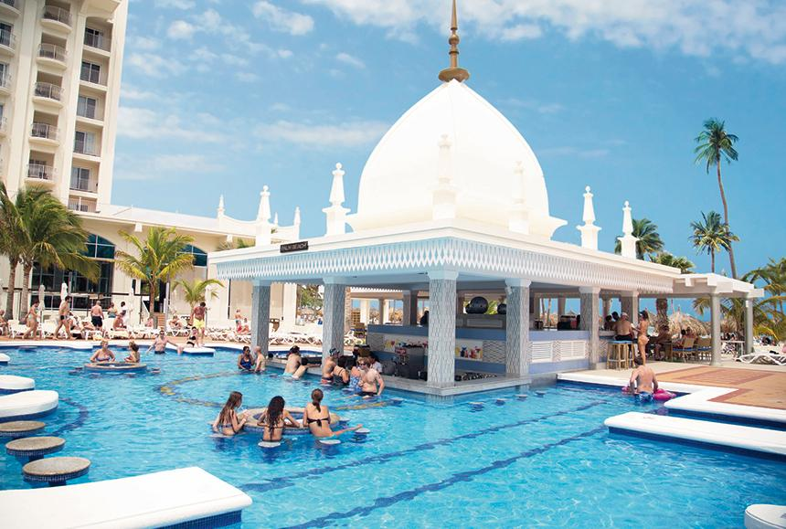 Riu Palace Aruba - Riu Palace Aruba - Swim-up bar