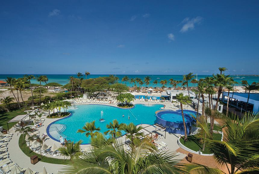 Riu Palace Antillas - Riu Palace Antillas - Pool
