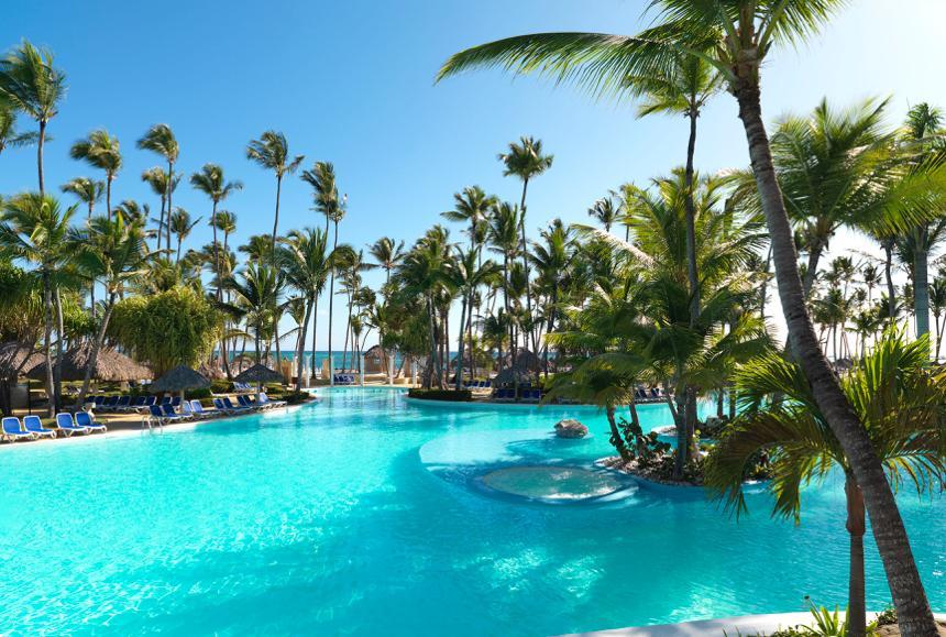 Melia Caribe Beach - Melia Caribe Beach - Main Pool