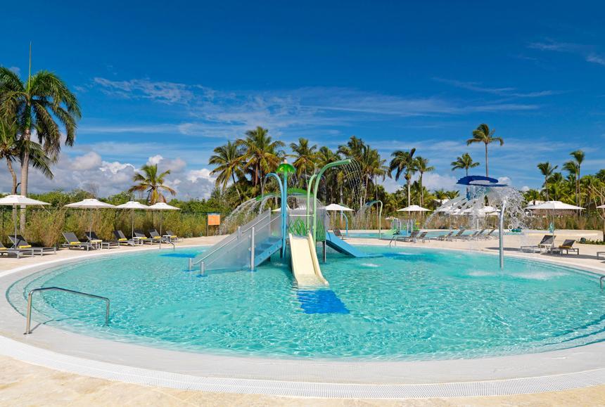 Melia Caribe Beach - Melia Caribe Beach - Splash Island Waterpark