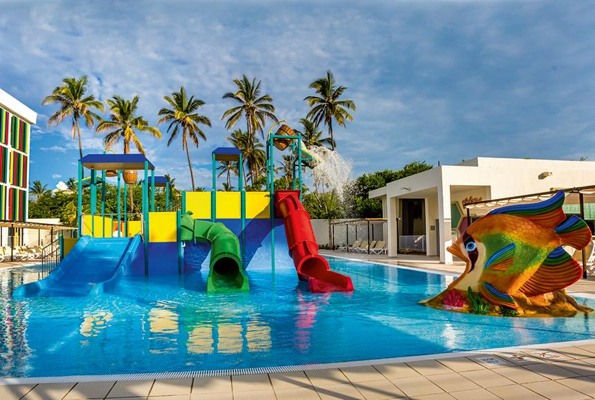 Riu Emerald - Riu Emerald Bay - Kids Pool