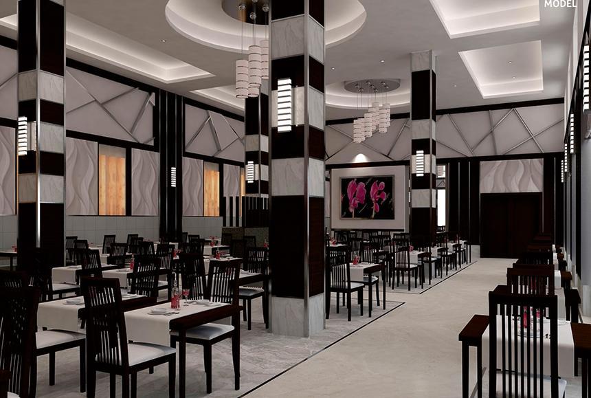 Riu Palace Riviera Maya - Riu Palace Riviera Maya - Model Main Restaurant
