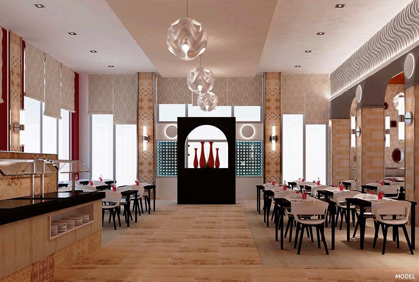 Riu Palace Riviera Maya - Riu Palace Riviera Maya - Model Italian Restaurant