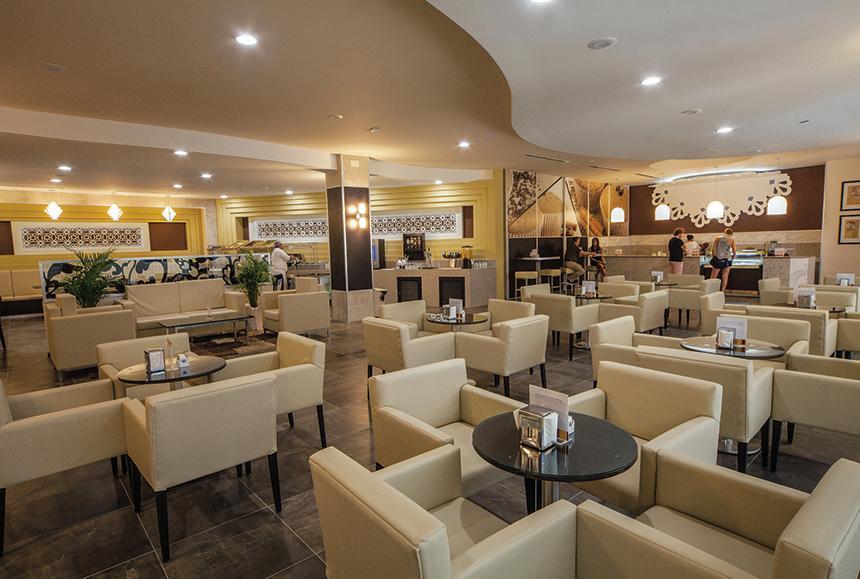 Riu Palace Antillas - Riu Palace Antillas - Lounge 24_Capuchino
