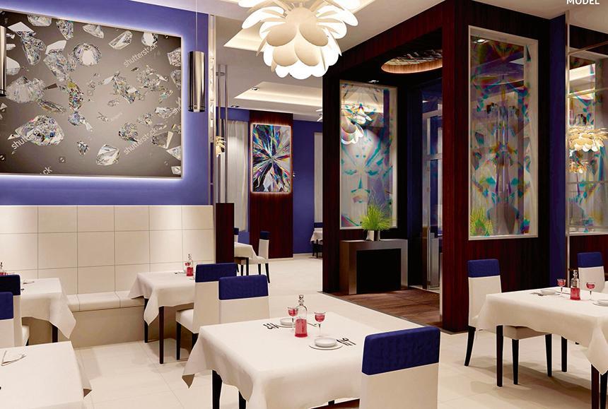 Riu Palace Riviera Maya - Riu Palace Riviera Maya - Model Krystal Fusion Restaurant