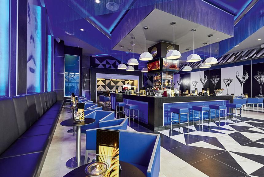 Riu Palace Paradise Island-Riu Palace Paradise Island -  Snack Bar 24hr