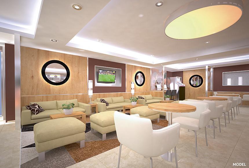 Riu Palace Riviera Maya - Riu Palace Riviera Maya - Model Lounge 24Hrs