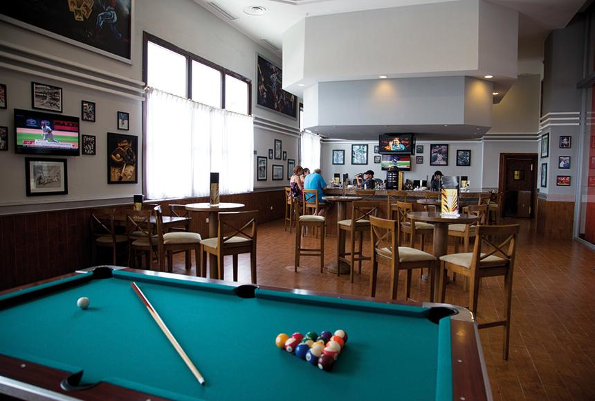 Riu Palace Aruba - Riu Palace Aruba - Sports bar