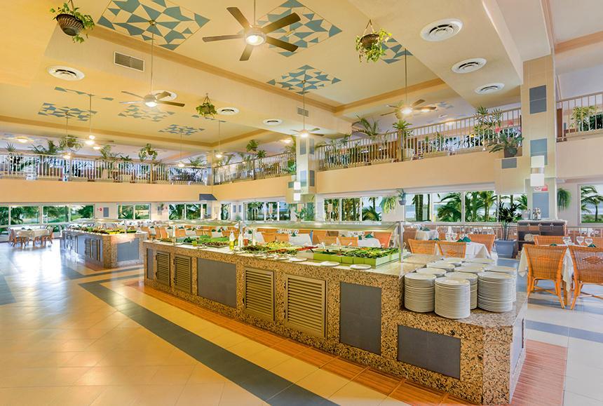 Riu Emerald Bay-Riu Emerald Bay - Italian restaurant