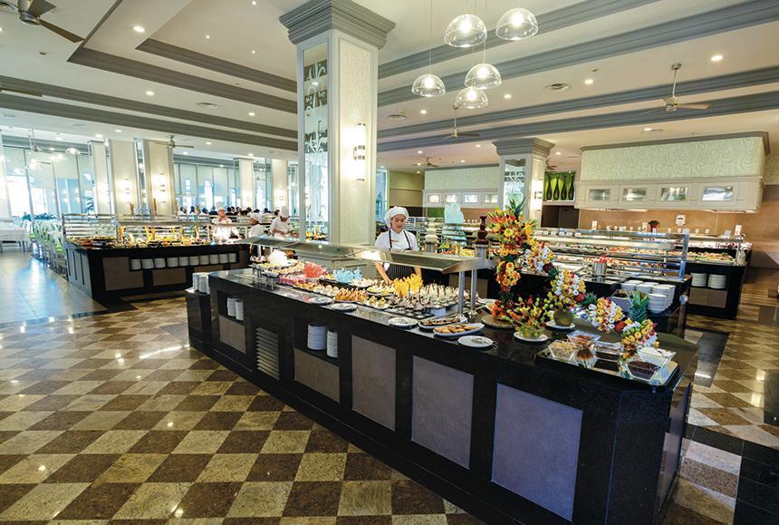 Riu Palace Aruba - Riu Palace Aruba - Main restaurant