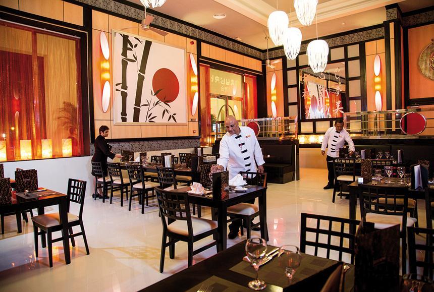 Riu Palace Aruba - Riu Palace Aruba - Japanese restaurant