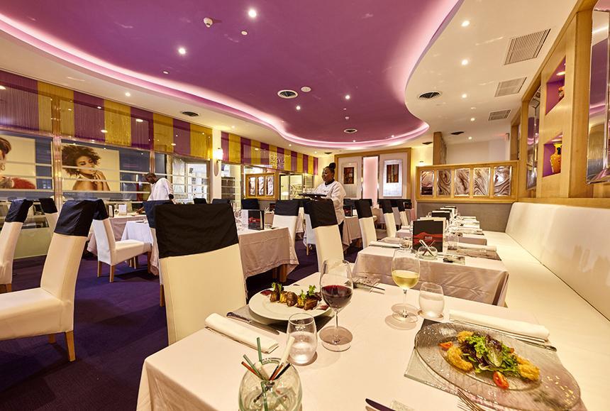 Riu Palace Paradise Island-Riu Palace Paradise Island - Krystal, Fusion Restaurant