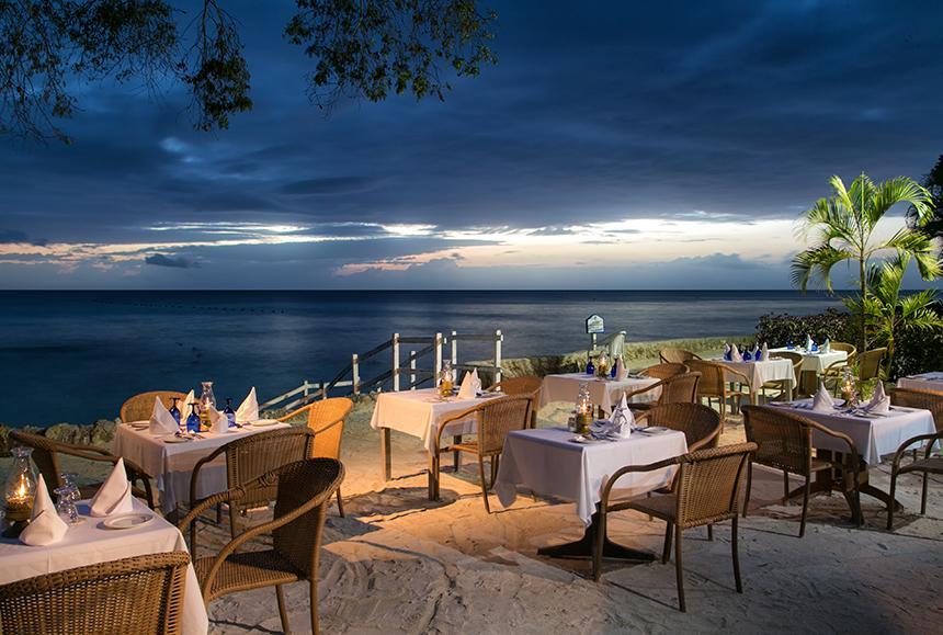 The Club-The Club - Beach Terrace Dining
