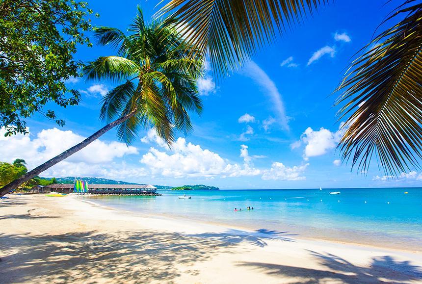 St James Club Morgan Bay -St James Club Morgan Bay  - Beach