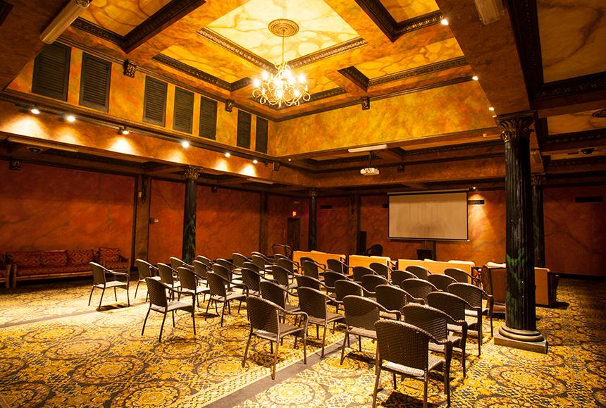 St James Club & Villas - St James Club & Villas - Cinema and Conference Room