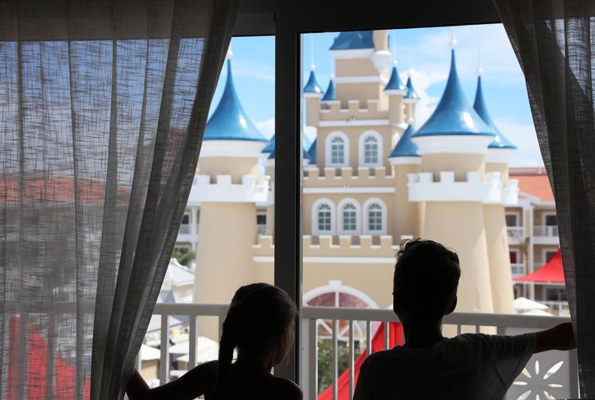 Bahia Principe Fantasia Punta Cana - Junior Suite Deluxe Castle Front view