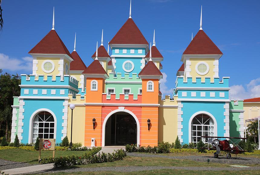 Bahia Principe Fantasia Punta Cana - Kids Club - Exterior