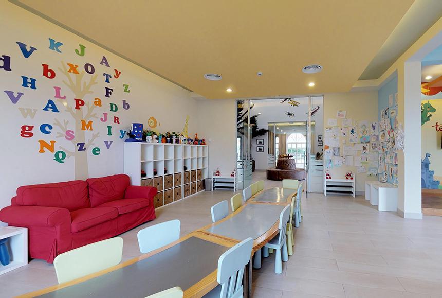 Bahia Principe Fantasia Punta Cana - Kids Club - Interior