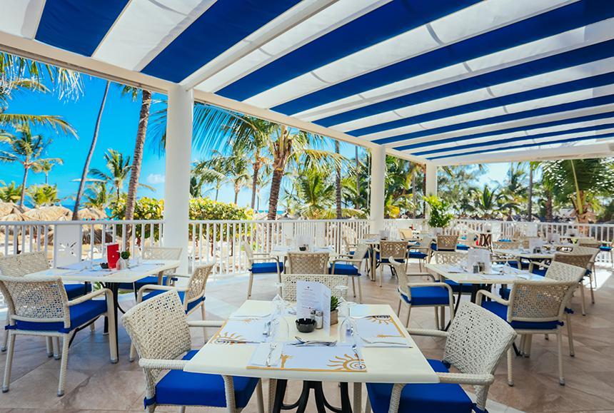 Bahia Principe Fantasia Punta Cana - Fantasia Beach Restaurant