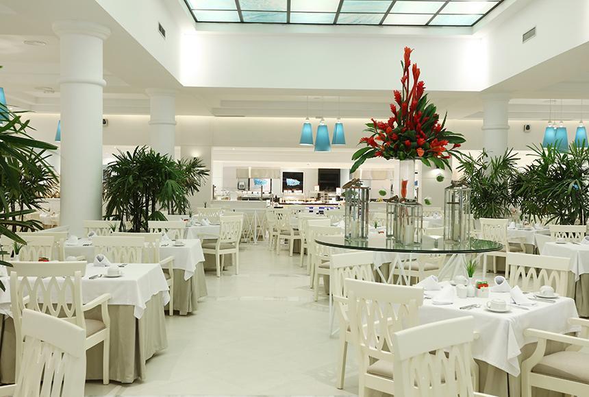 Bahia Principe Fantasia Punta Cana - Main Restaurant