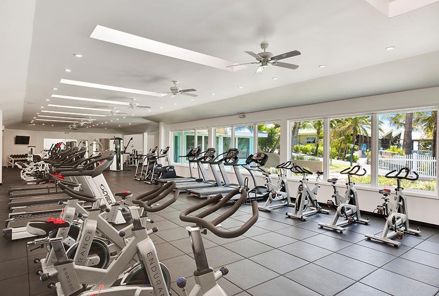St James Club & Villas - St James Club & Villas - Fitness Center