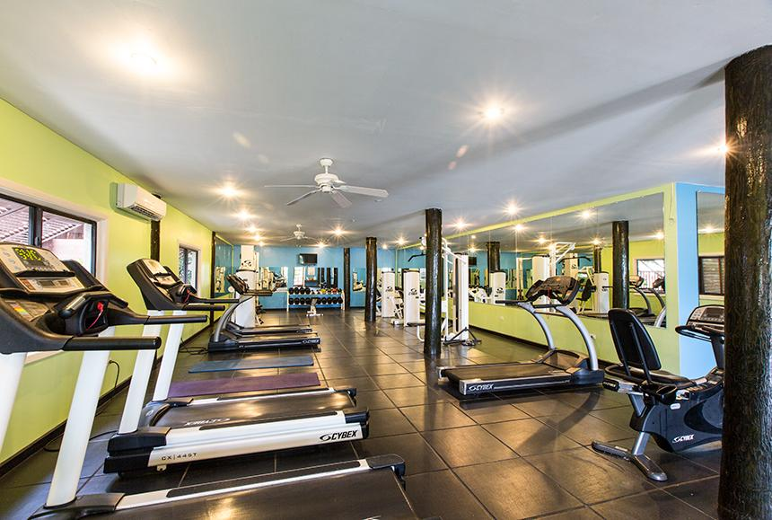 Verandah Rst & Spa - The Verandah Resort & Spa - Fitness Center