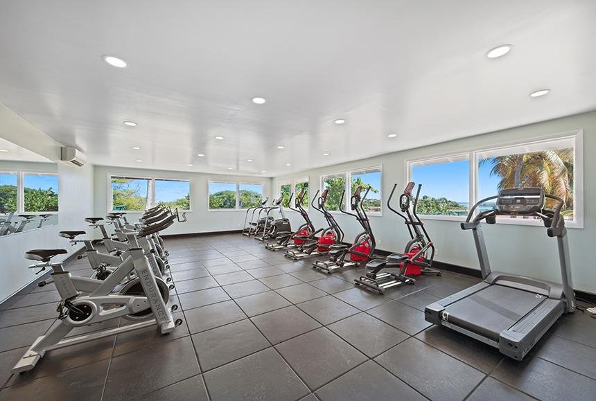 Pineapple Beach Club - Pineapple Beach Club Antigua - Fitness Center