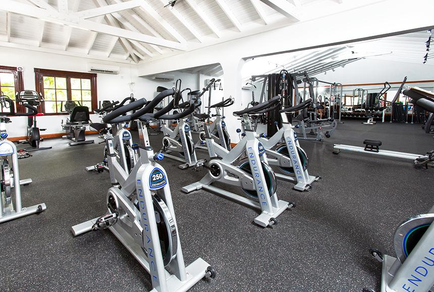 St James Club Morgan Bay -St James Club Morgan Bay  - Fitness Center