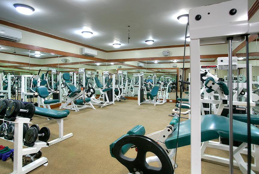 The Club-The Club - Fitness Center