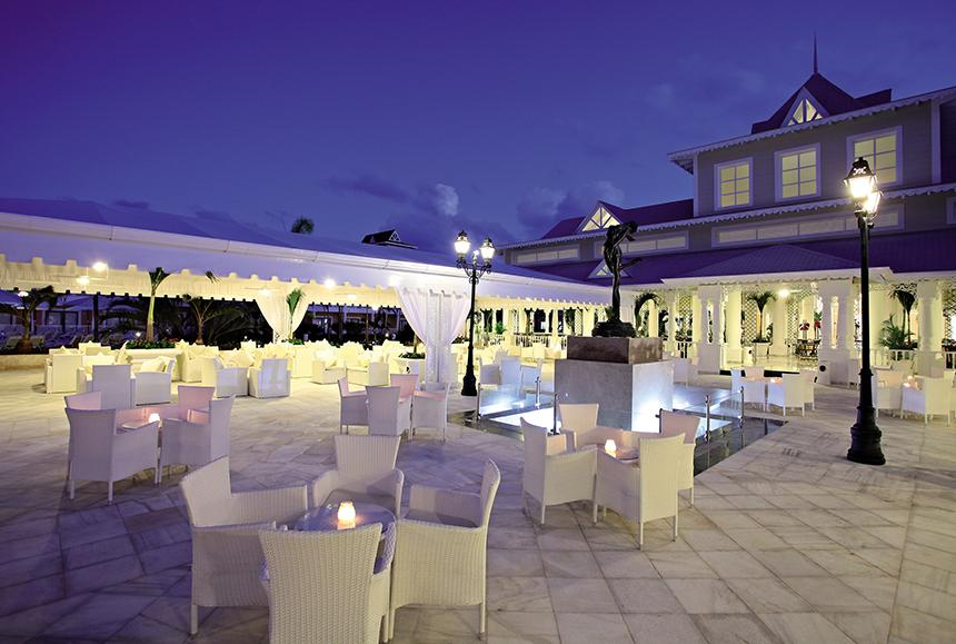 Grand Bahia Principe Aquamarine - Lobby