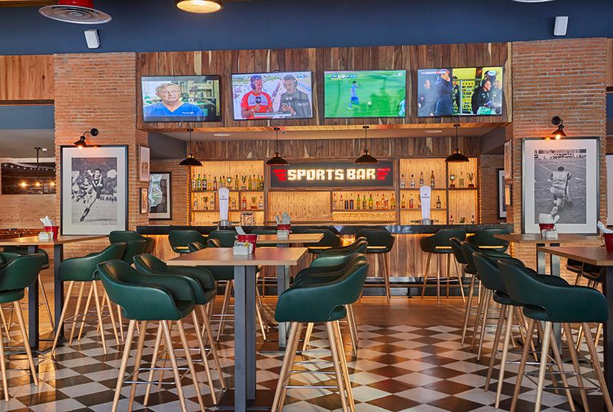 Grand Bahia Principe Aquamarine - Sports Bar