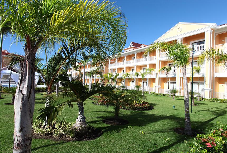 Grand Bahia Principe Aquamarine - Exterior Garden